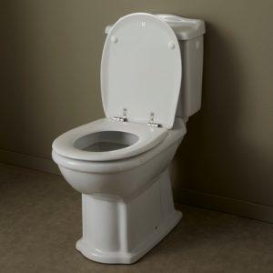 ensemble WC rétro