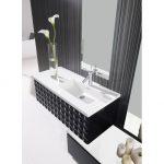 mobilier moderne de salle de bain
